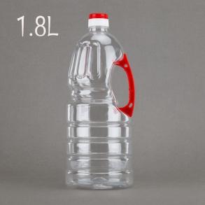 金龙鱼透明食用塑料油瓶