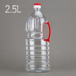 透明加厚油瓶
