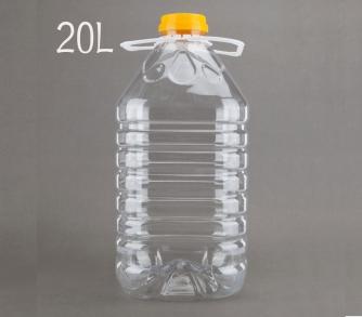 金龙鱼塑料油瓶